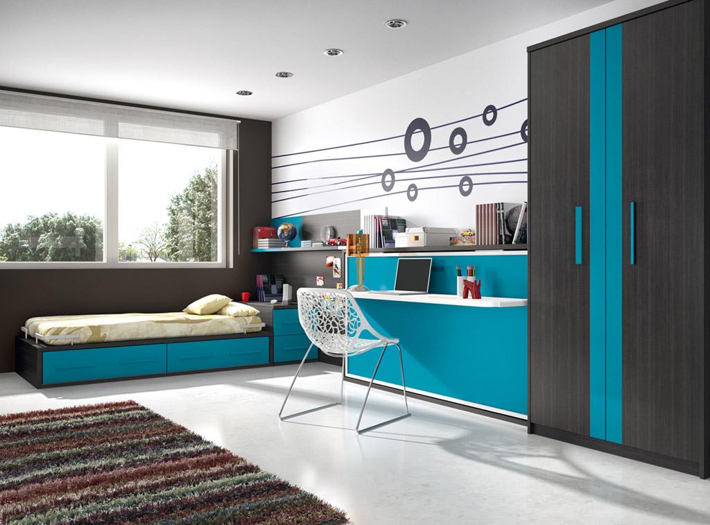 Детская комната на заказ модель 1