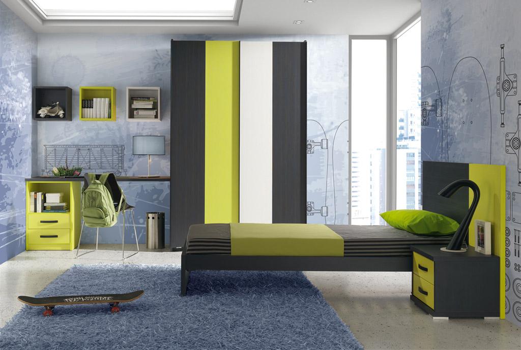 Детская комната на заказ модель 11