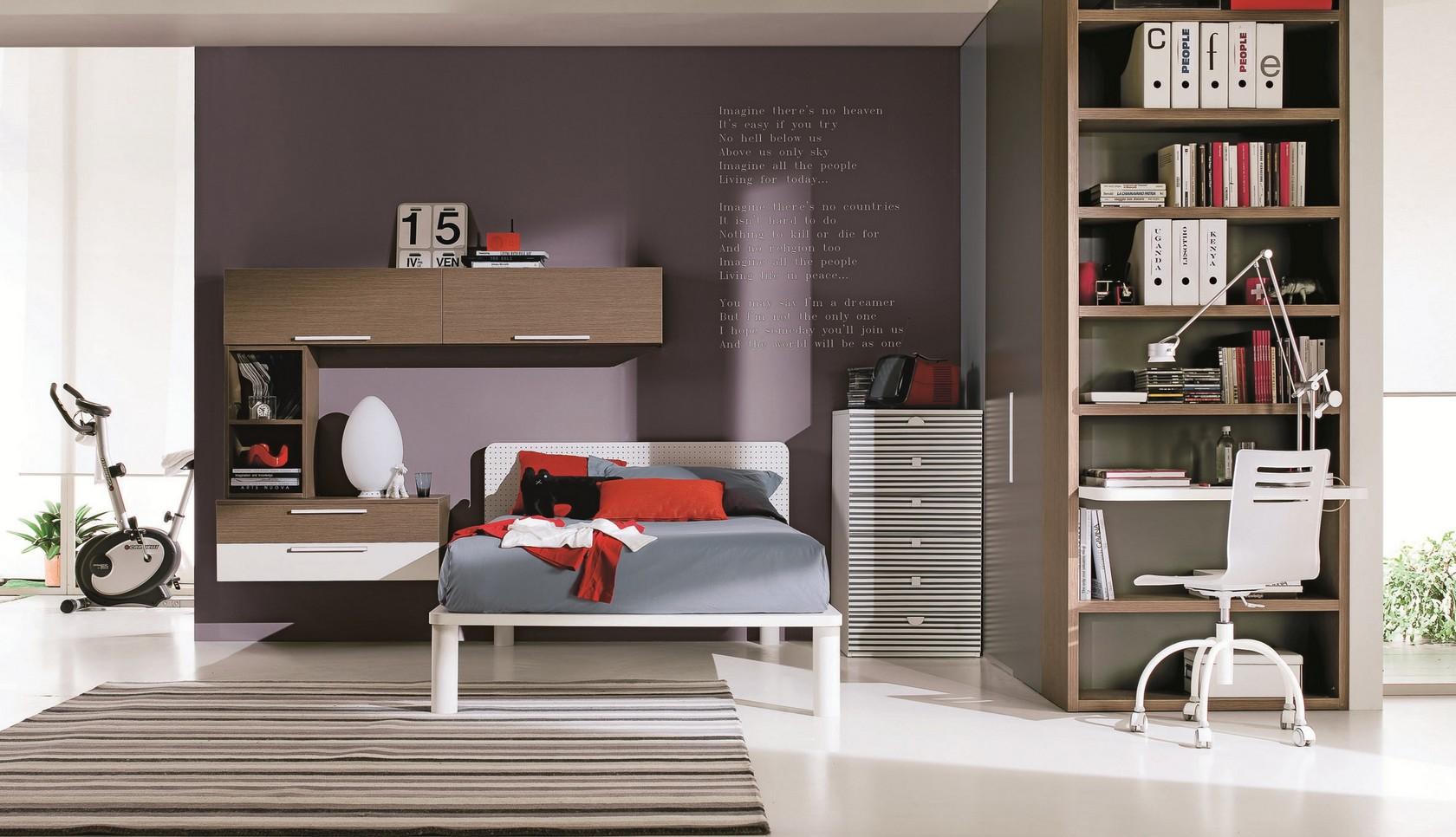 Детская комната на заказ модель 15
