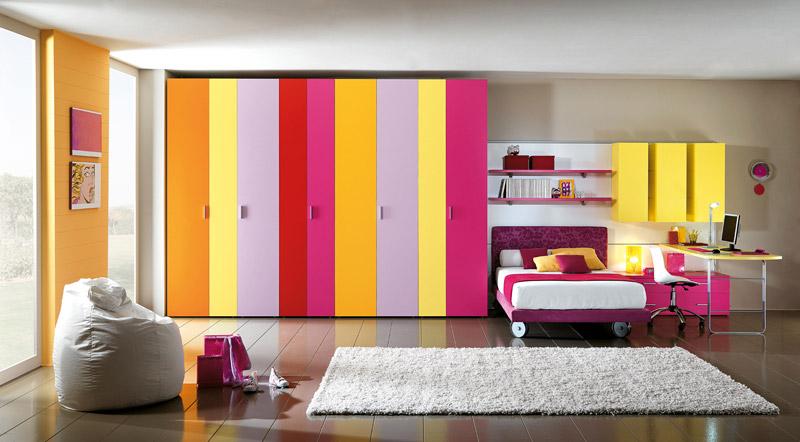 Детская комната на заказ модель 16