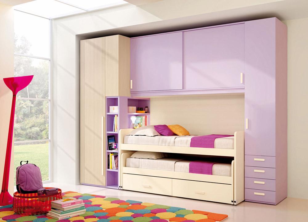 Детская комната на заказ модель 18