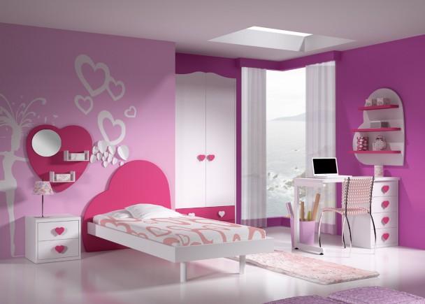 Детская комната на заказ модель 2