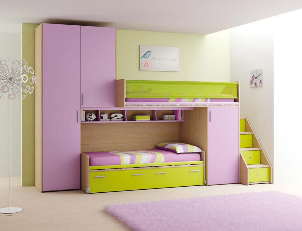 Детская комната на заказ модель 20