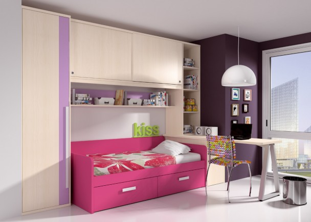 Детская комната на заказ модель 4