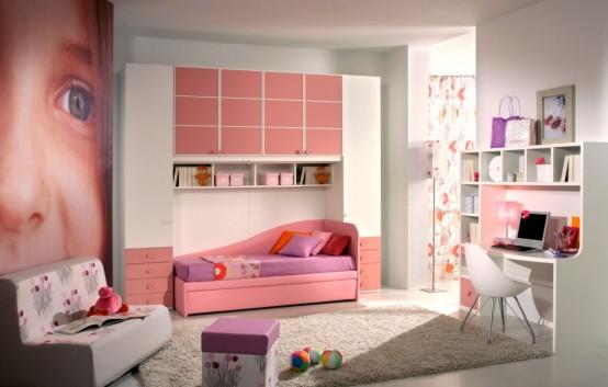 Детская комната на заказ модель 6