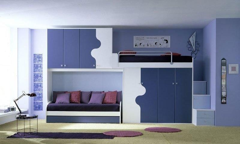 Детская комната на заказ модель 8