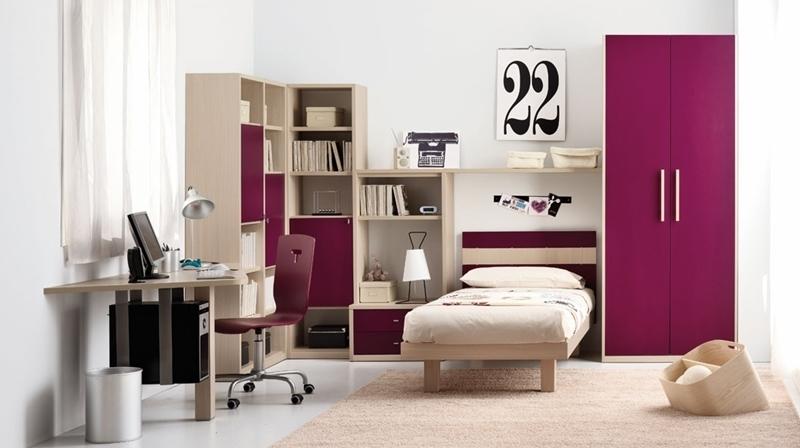 Детская комната на заказ модель 9