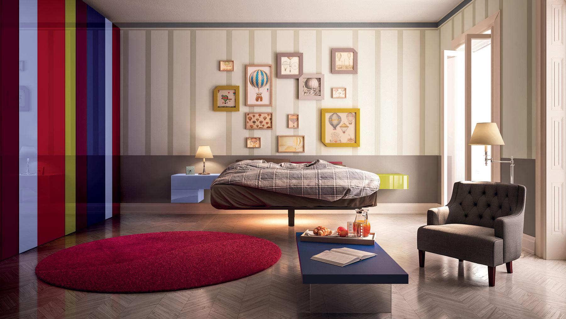 Спальня на заказ Brilo