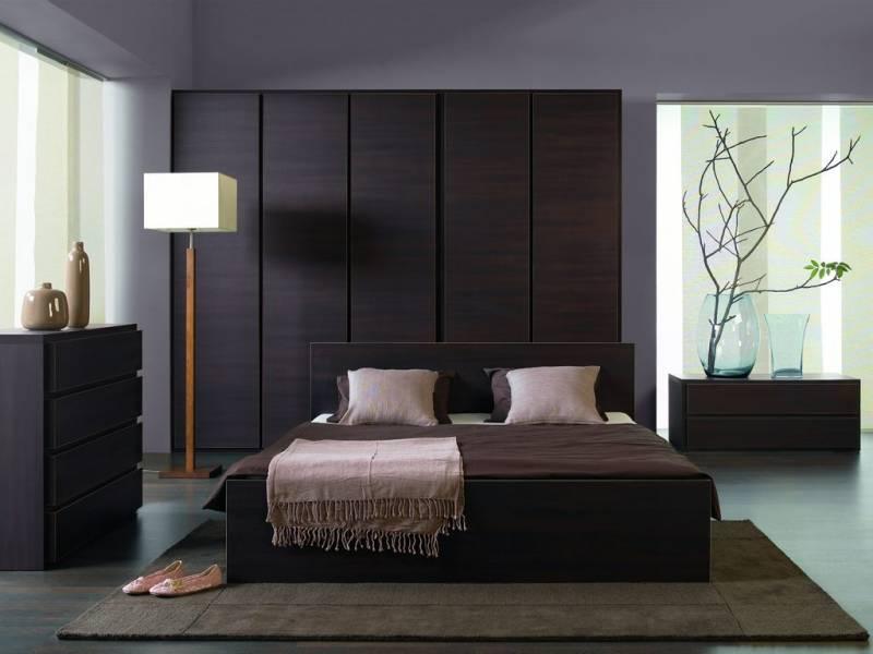 Спальня на заказ Wengue